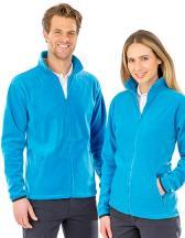 Ladies` Fashion Fit Outdoor Fleece Jacket